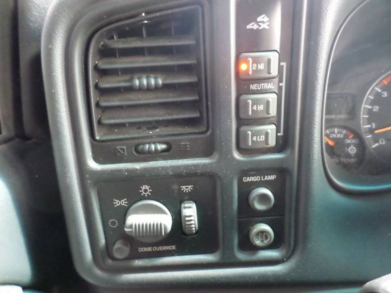2002 Chevrolet Silverado 2500HD for sale at Farmington Auto Plaza in Farmington MO