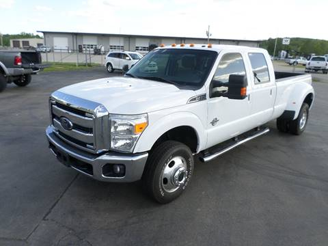 2012 Ford F-350 Super Duty for sale at Farmington Auto Plaza in Farmington MO