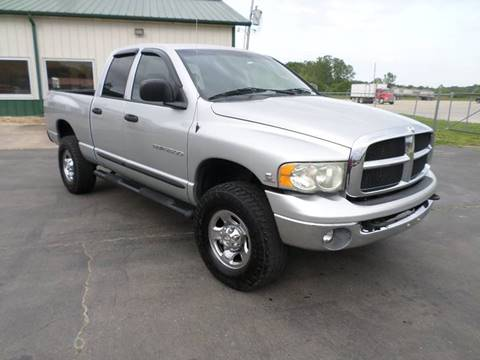 2004 Dodge Ram Pickup 2500 for sale at Farmington Auto Plaza in Farmington MO
