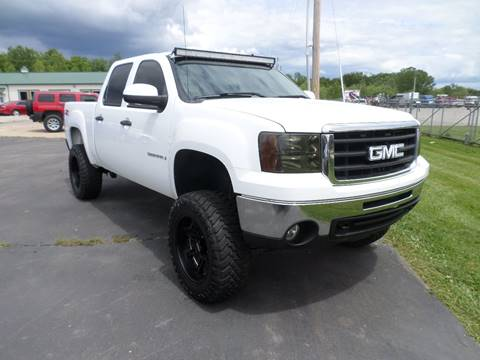 2009 GMC Sierra 1500 for sale at Farmington Auto Plaza in Farmington MO