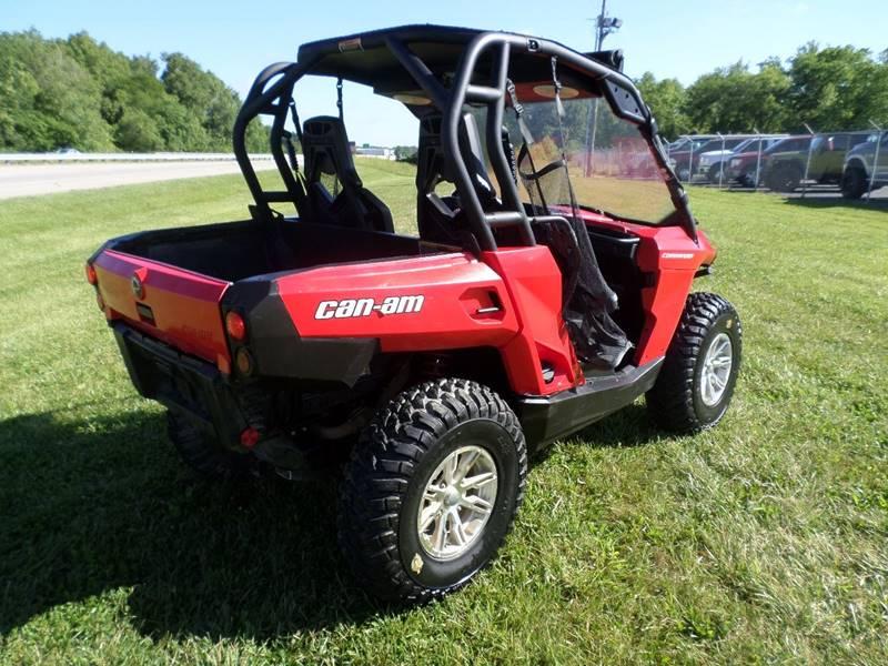 2013 Can-Am Commander for sale at Farmington Auto Plaza in Farmington MO