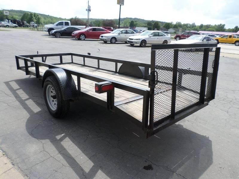 2015 Dakota 5'x14' for sale at Farmington Auto Plaza in Farmington MO