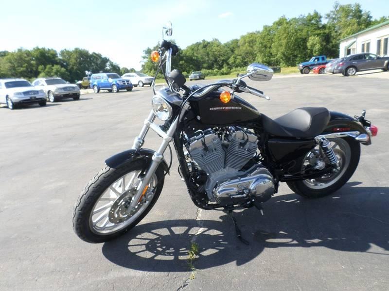 2007 Harley-Davidson Sportster for sale at Farmington Auto Plaza in Farmington MO