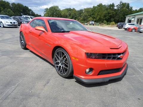 2010 Chevrolet Camaro for sale at Farmington Auto Plaza in Farmington MO