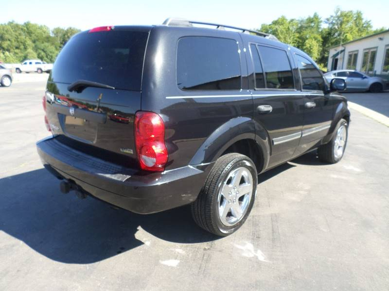 2007 Dodge Durango for sale at Farmington Auto Plaza in Farmington MO