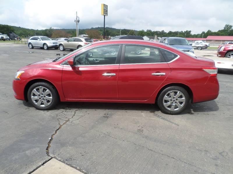 2014 Nissan Sentra for sale at Farmington Auto Plaza in Farmington MO
