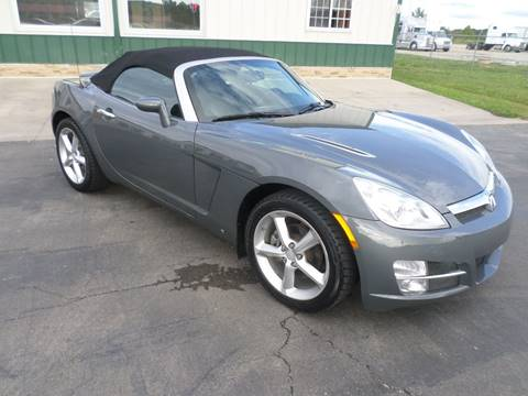 2009 Saturn SKY for sale at Farmington Auto Plaza in Farmington MO