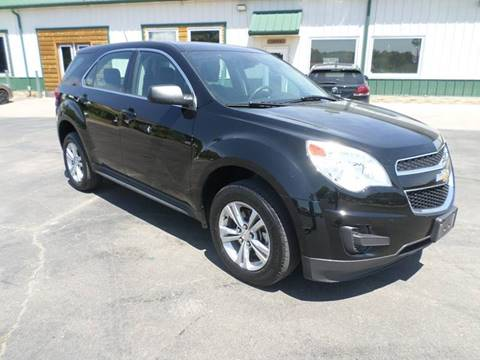2015 Chevrolet Equinox for sale at Farmington Auto Plaza in Farmington MO