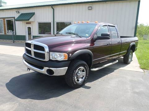 2005 Dodge Ram Pickup 2500 for sale at Farmington Auto Plaza in Farmington MO