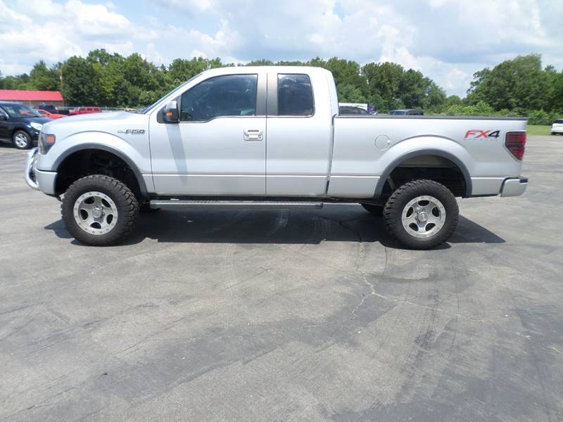 2013 Ford F-150 for sale at Farmington Auto Plaza in Farmington MO