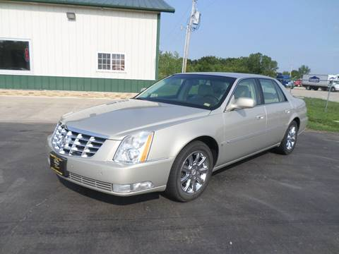 2008 Cadillac DTS for sale at Farmington Auto Plaza in Farmington MO