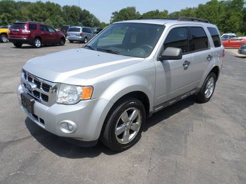 2009 Ford Escape for sale at Farmington Auto Plaza in Farmington MO