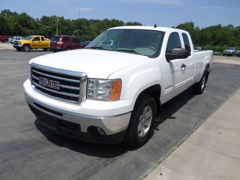 2012 GMC Sierra 1500 for sale at Farmington Auto Plaza in Farmington MO