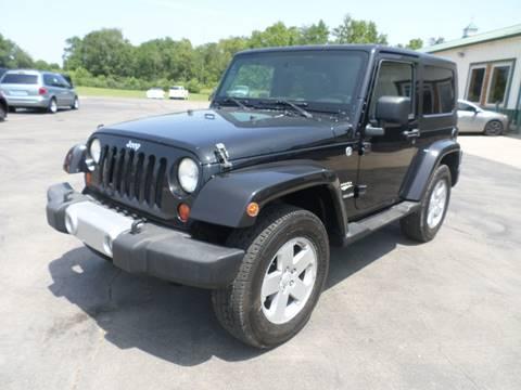 2008 Jeep Wrangler for sale at Farmington Auto Plaza in Farmington MO