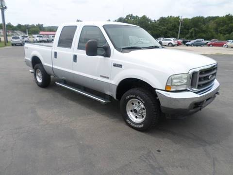 2004 Ford F-250 Super Duty for sale at Farmington Auto Plaza in Farmington MO