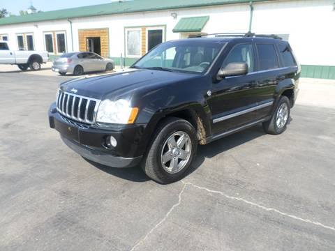 2007 Jeep Grand Cherokee for sale at Farmington Auto Plaza in Farmington MO