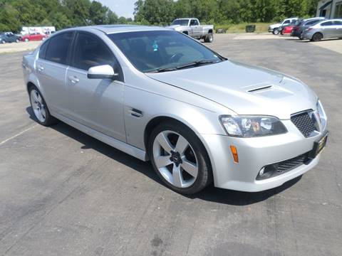 2009 Pontiac G8 for sale at Farmington Auto Plaza in Farmington MO