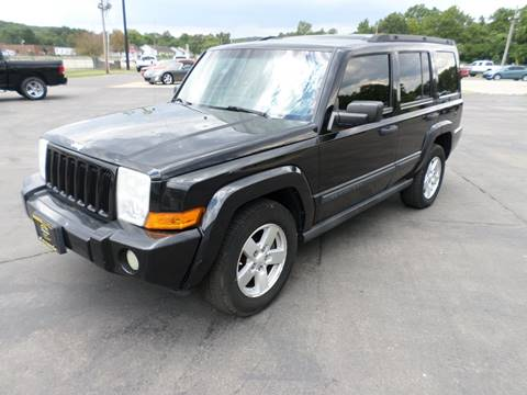2006 Jeep Commander for sale at Farmington Auto Plaza in Farmington MO