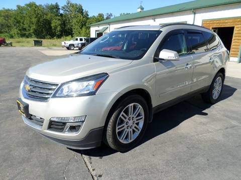 2013 Chevrolet Traverse for sale at Farmington Auto Plaza in Farmington MO