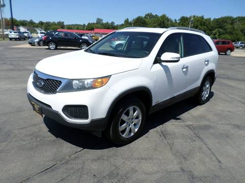 2011 Kia Sorento for sale at Farmington Auto Plaza in Farmington MO