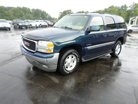 2005 GMC Yukon for sale at Farmington Auto Plaza in Farmington MO