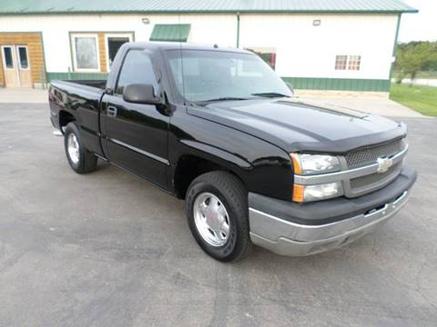2004 Chevrolet Silverado 1500 for sale at Farmington Auto Plaza in Farmington MO