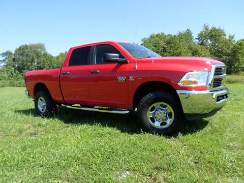 2010 Dodge Ram Pickup 2500 for sale at Farmington Auto Plaza in Farmington MO