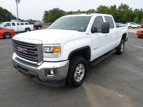 2015 GMC Sierra 2500HD for sale at Farmington Auto Plaza in Farmington MO