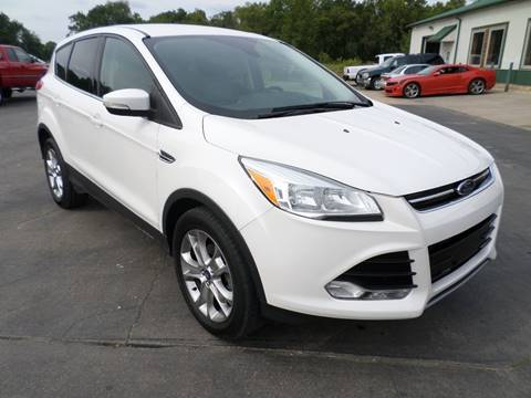 2013 Ford Escape for sale at Farmington Auto Plaza in Farmington MO