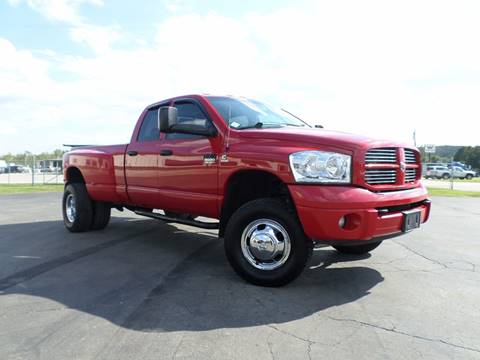 2007 Dodge Ram Pickup 3500 for sale at Farmington Auto Plaza in Farmington MO