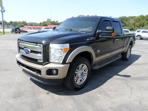 2014 Ford F-250 Super Duty for sale at Farmington Auto Plaza in Farmington MO