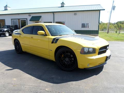 2006 Dodge Charger for sale at Farmington Auto Plaza in Farmington MO