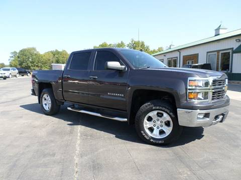 2014 Chevrolet Silverado 1500 for sale at Farmington Auto Plaza in Farmington MO