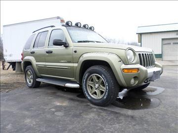 2002 Jeep Liberty for sale at Farmington Auto Plaza in Farmington MO