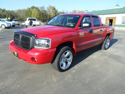 2007 Dodge Dakota for sale at Farmington Auto Plaza in Farmington MO