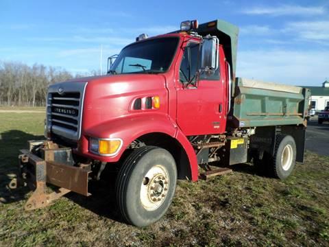 2003 Sterling Dump Truck