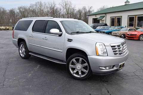 2011 Cadillac Escalade ESV for sale at Farmington Auto Plaza in Farmington MO