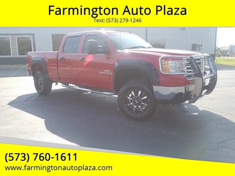 2008 GMC Sierra 2500HD for sale in Farmington, MO