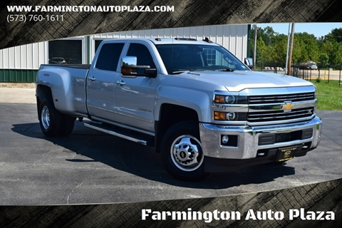 2016 Chevrolet Silverado 3500HD for sale in Farmington, MO