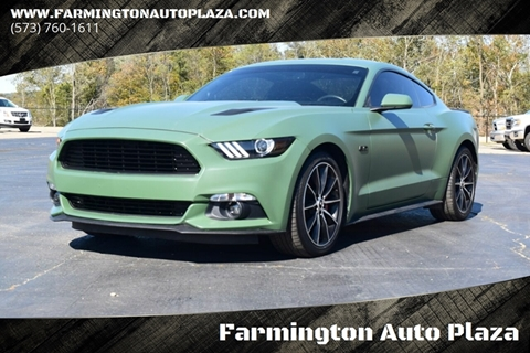 2016 Ford Mustang for sale in Farmington, MO