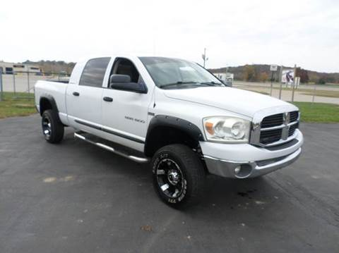 2007 Dodge Ram Pickup 1500 for sale at Farmington Auto Plaza in Farmington MO