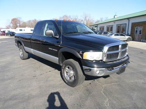 2003 Dodge Ram Pickup 3500 for sale at Farmington Auto Plaza in Farmington MO