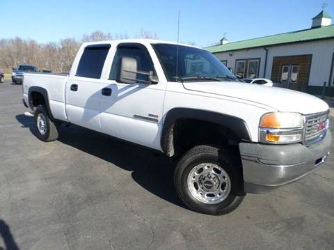 2002 GMC Sierra 2500HD for sale at Farmington Auto Plaza in Farmington MO