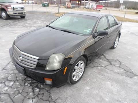2003 Cadillac CTS for sale at Farmington Auto Plaza in Farmington MO