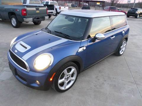 2008 MINI Cooper Clubman for sale at Farmington Auto Plaza in Farmington MO