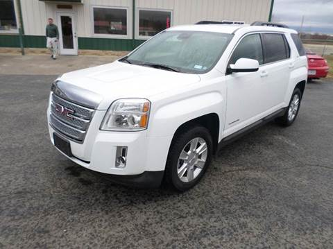 2013 GMC Terrain for sale at Farmington Auto Plaza in Farmington MO