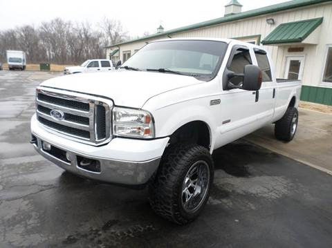 2005 Ford F-250 Super Duty for sale at Farmington Auto Plaza in Farmington MO