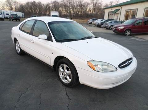 2001 Ford Taurus for sale at Farmington Auto Plaza in Farmington MO