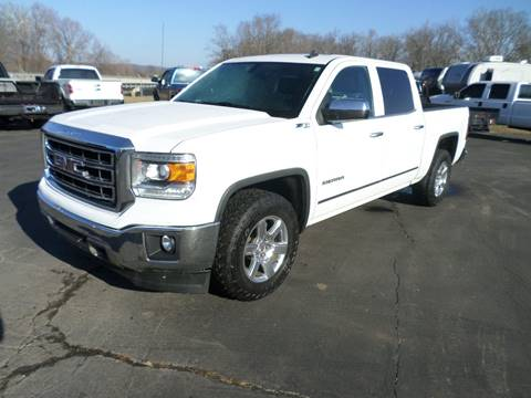 2014 GMC Sierra 1500 for sale at Farmington Auto Plaza in Farmington MO