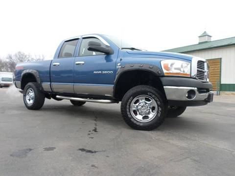 2006 Dodge Ram Pickup 2500 for sale at Farmington Auto Plaza in Farmington MO